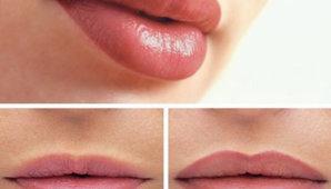 Как провести процедуру татуажа губ в домашних условиях