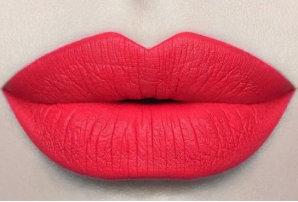 Как правильно красить губы матовой помадой: технология и пошаговая инструкция