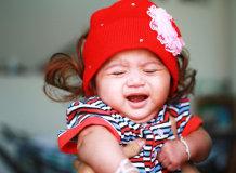 Как лечить простуду на губе у ребенка