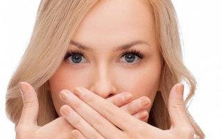 Прыщи над верхней губой: причины появления и методы избавления