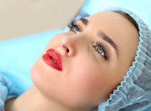 Особенности перманентного макияжа губ: виды, техника выполнения и противопоказания