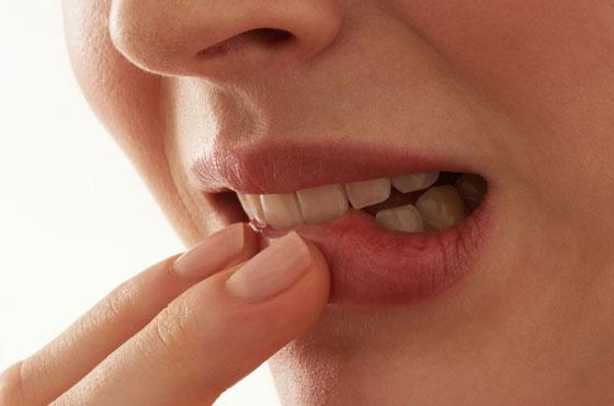 аллергическое высыпание на губе