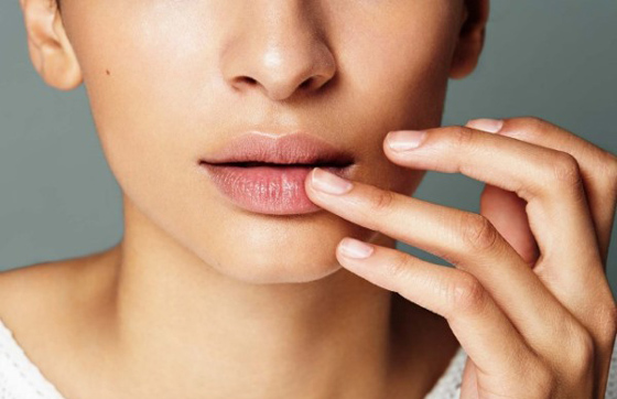 простуда на губах
