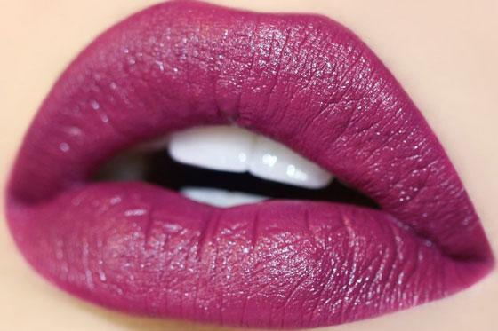 Сатиновая губная помада