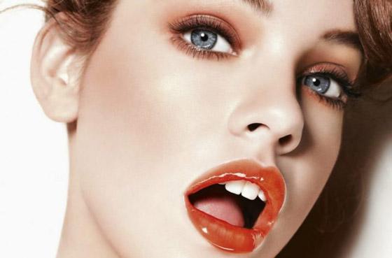 объемные губы
